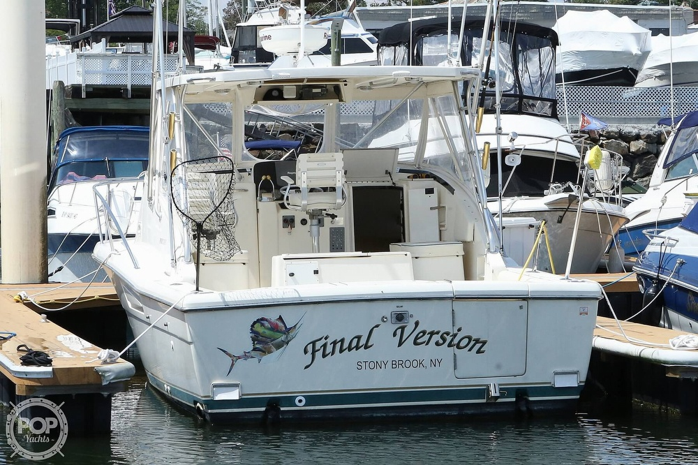 1996 Pursuit boat for sale, model of the boat is 3000 Offshore & Image # 3 of 40