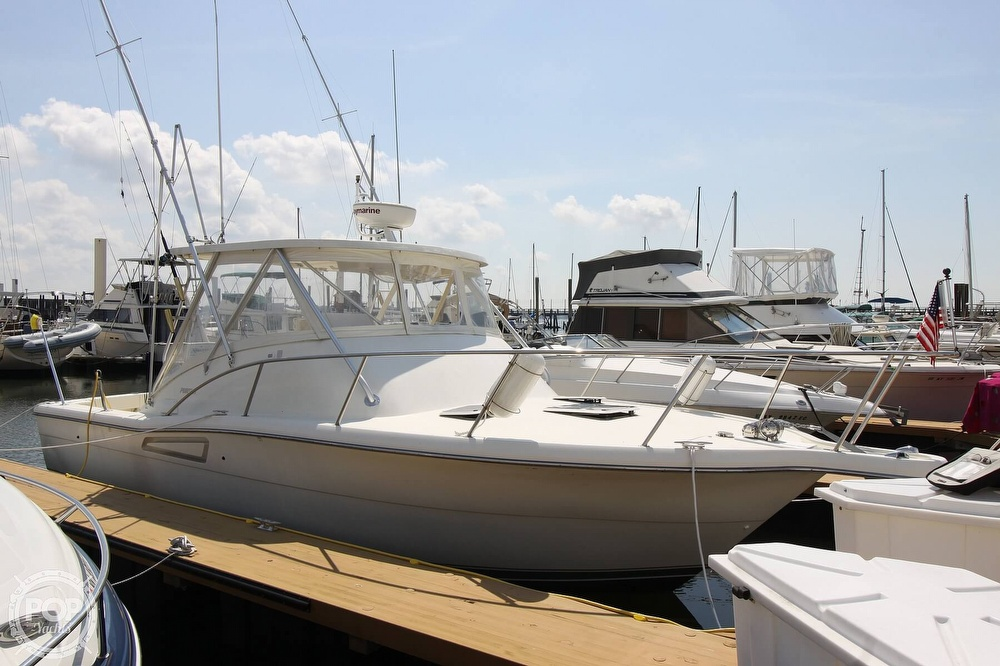 1996 Pursuit boat for sale, model of the boat is 3000 Offshore & Image # 10 of 40