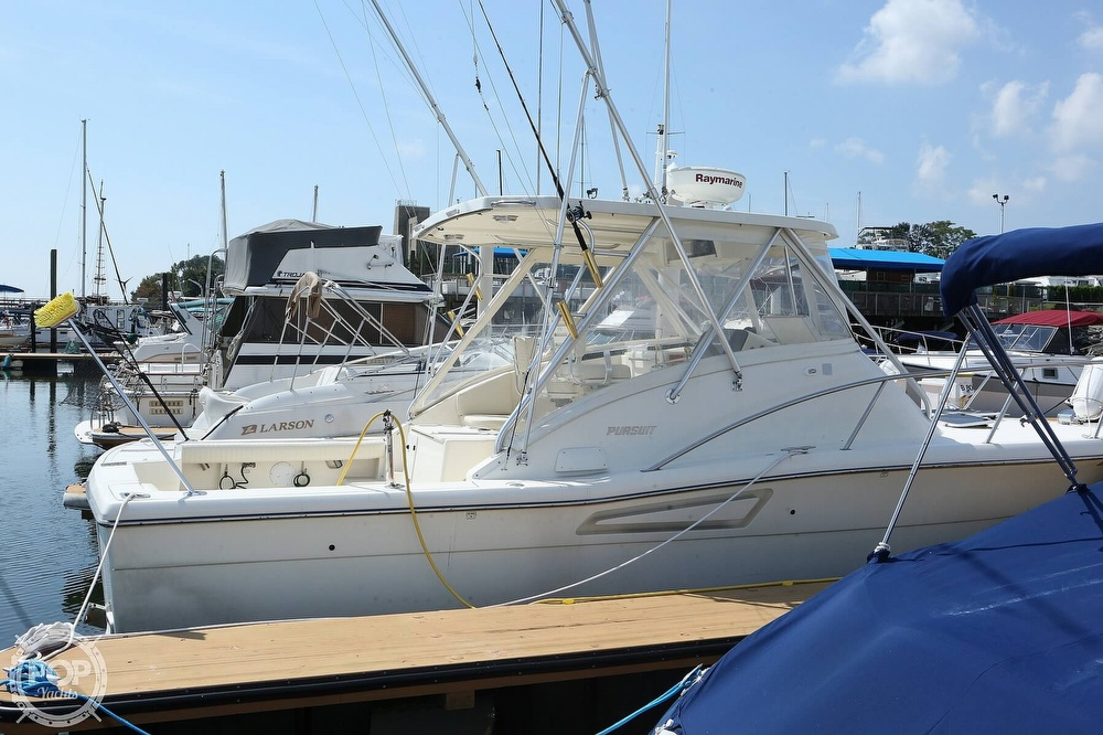 1996 Pursuit boat for sale, model of the boat is 3000 Offshore & Image # 16 of 40