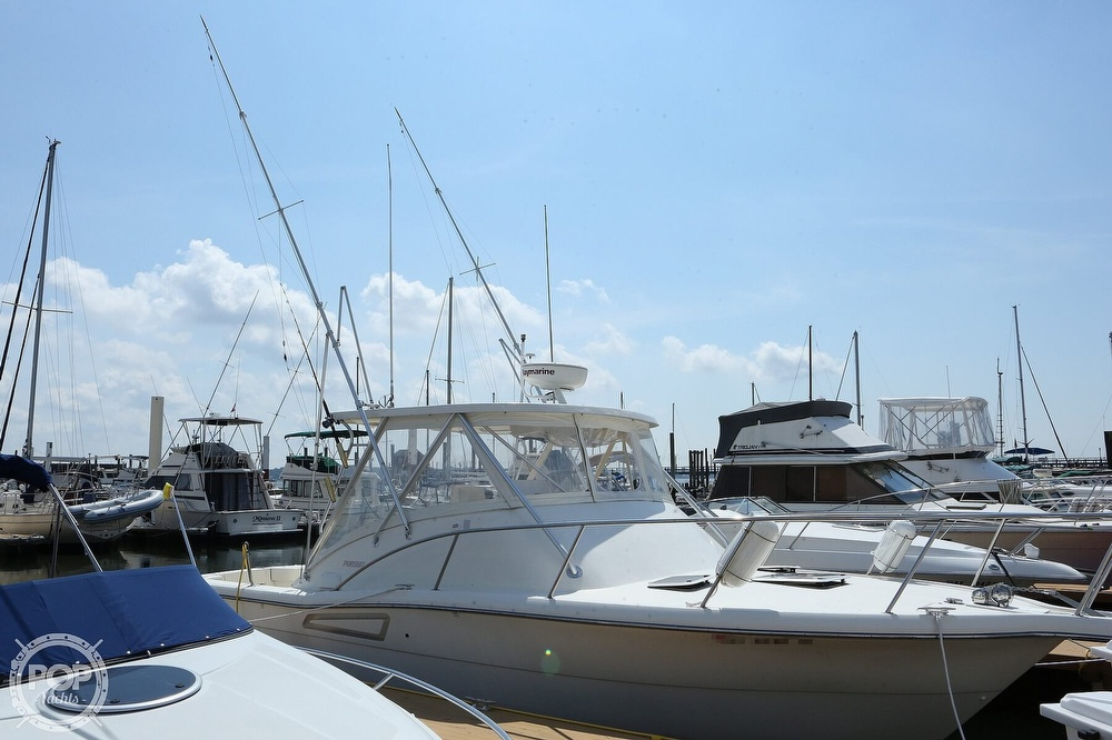 1996 Pursuit boat for sale, model of the boat is 3000 Offshore & Image # 17 of 40