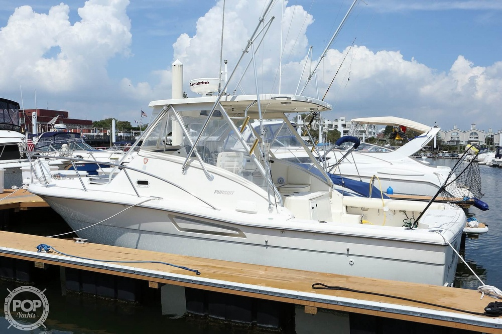 1996 Pursuit boat for sale, model of the boat is 3000 Offshore & Image # 22 of 40