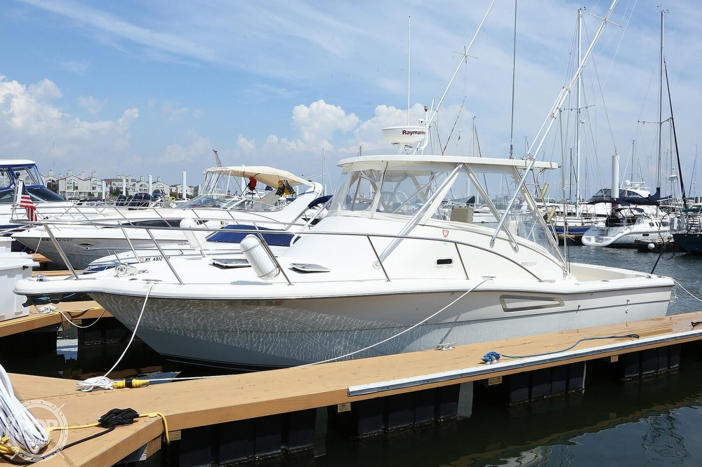1996 Pursuit boat for sale, model of the boat is 3000 Offshore & Image # 23 of 40