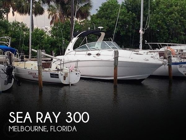 Used Sea Ray 300 Sundancer Boats For Sale by owner | 2002 Sea Ray 300 Sundancer