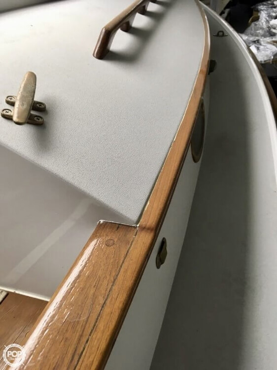 1972 Herreshoff boat for sale, model of the boat is 18 America & Image # 6 of 9