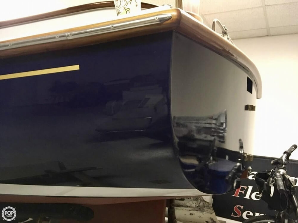 1972 Herreshoff boat for sale, model of the boat is 18 America & Image # 7 of 9