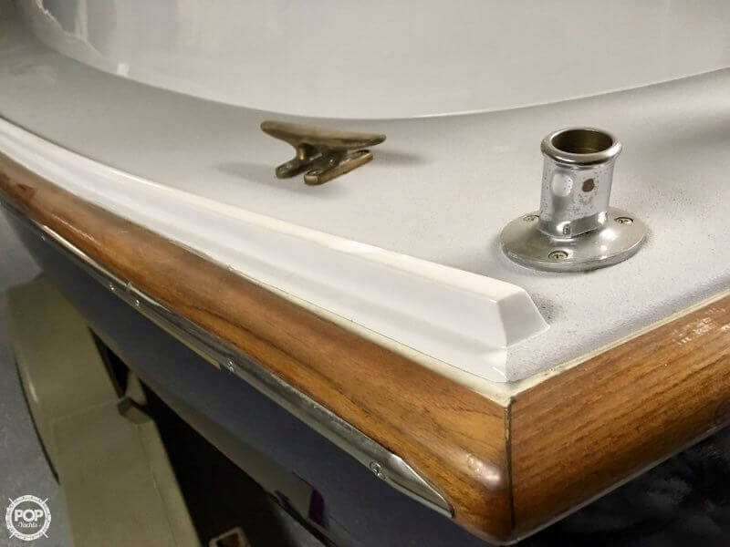 1972 Herreshoff boat for sale, model of the boat is 18 America & Image # 8 of 9