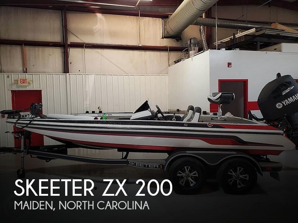 Used Skeeter Boats For Sale in Spartanburg, South Carolina by owner | 2017 Skeeter 19