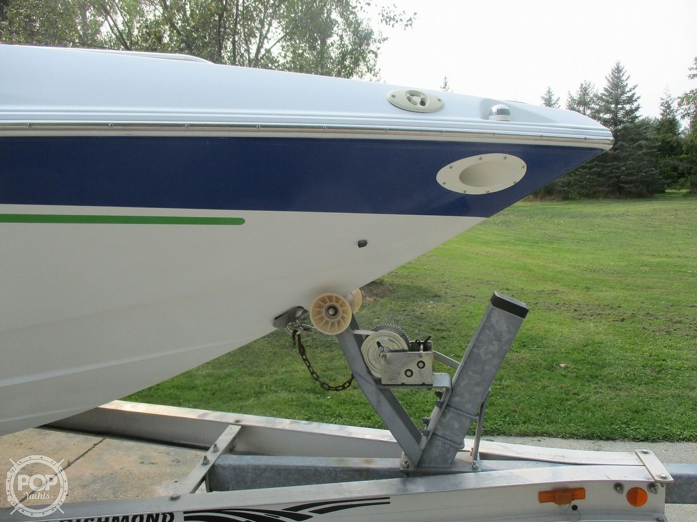 2006 Baja boat for sale, model of the boat is Boss 275 & Image # 12 of 41
