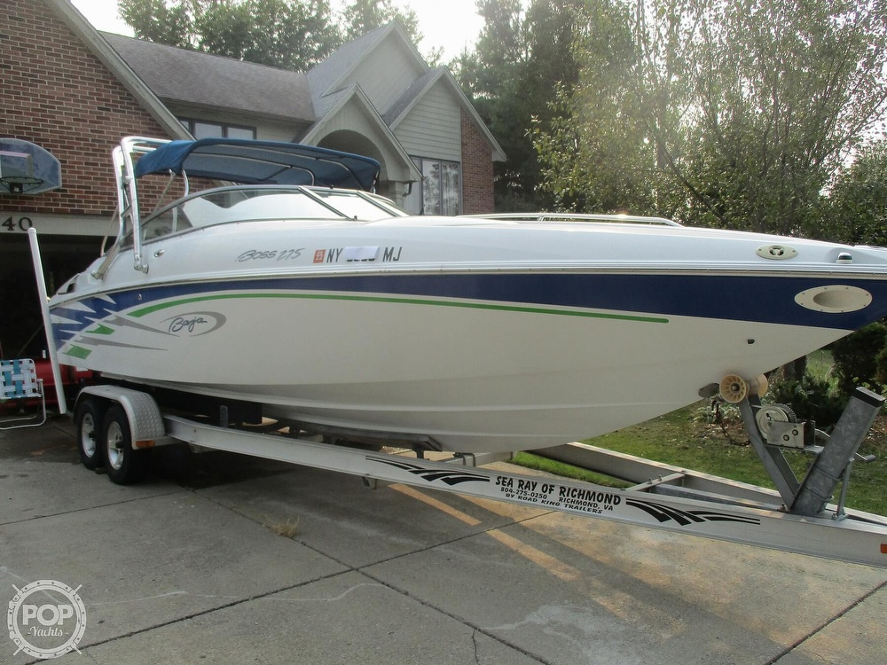 2006 Baja boat for sale, model of the boat is Boss 275 & Image # 17 of 41