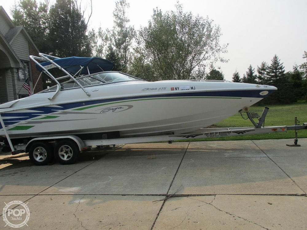 2006 Baja boat for sale, model of the boat is Boss 275 & Image # 18 of 41