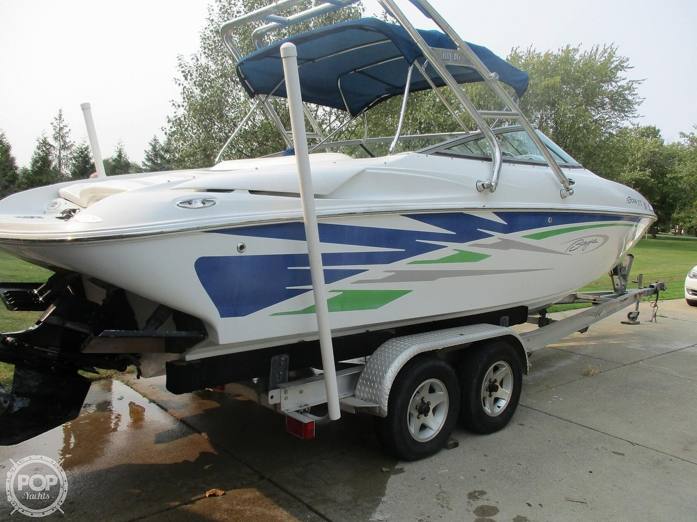 2006 Baja boat for sale, model of the boat is Boss 275 & Image # 19 of 41