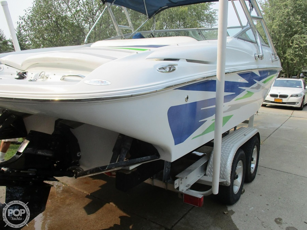 2006 Baja boat for sale, model of the boat is Boss 275 & Image # 21 of 41