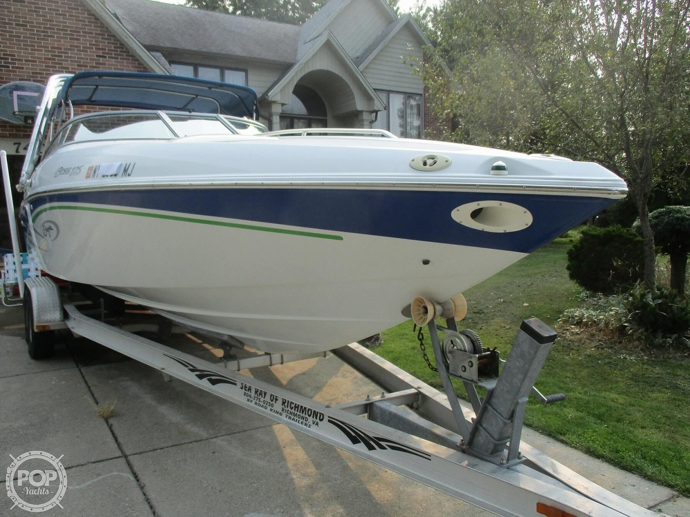2006 Baja boat for sale, model of the boat is Boss 275 & Image # 22 of 41