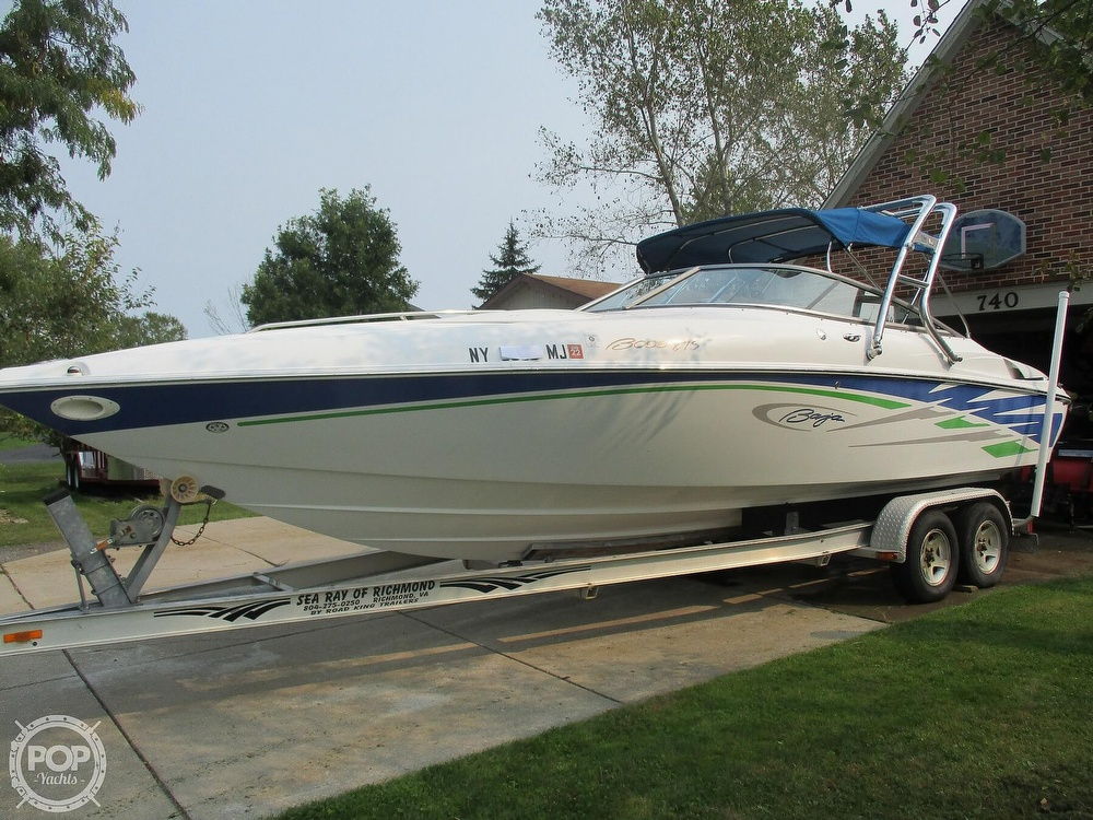 2006 Baja boat for sale, model of the boat is Boss 275 & Image # 24 of 41