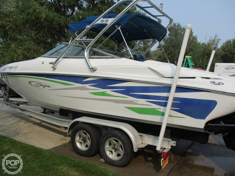 2006 Baja boat for sale, model of the boat is Boss 275 & Image # 27 of 41