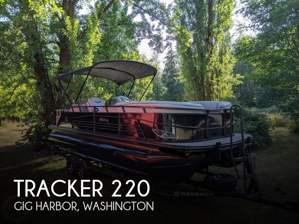 2017 TRACKER BOATS REGENCY 220 LE3 SPORT for sale