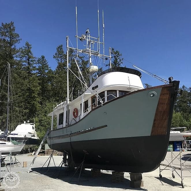 1968 Custom boat for sale, model of the boat is 42 & Image # 1 of 22