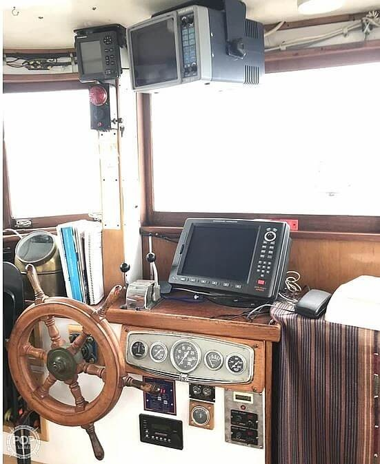 1968 Custom boat for sale, model of the boat is 42 & Image # 5 of 22