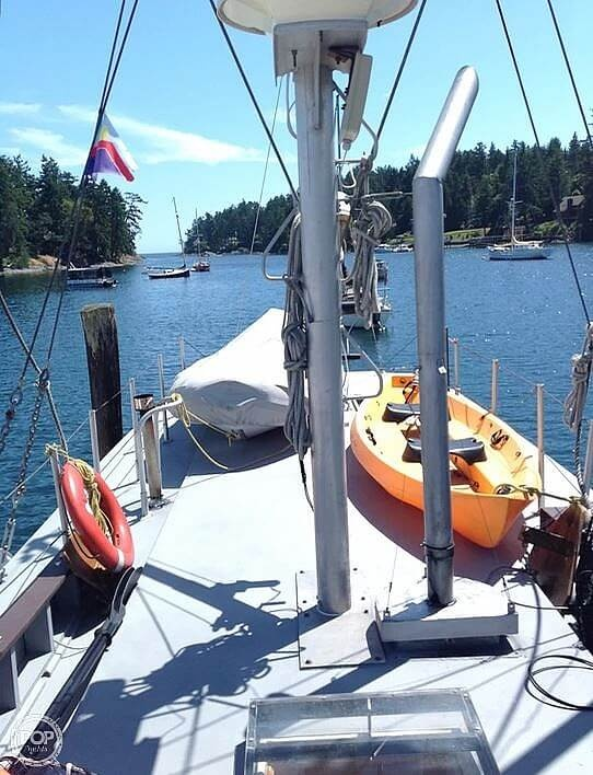 1968 Custom boat for sale, model of the boat is 42 & Image # 3 of 22