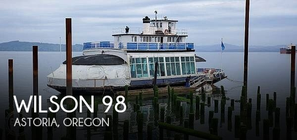 Used Boats For Sale in Oregon by owner | 1924 Wilson 98
