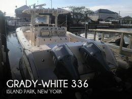 2013 Grady-White 336 Canyon