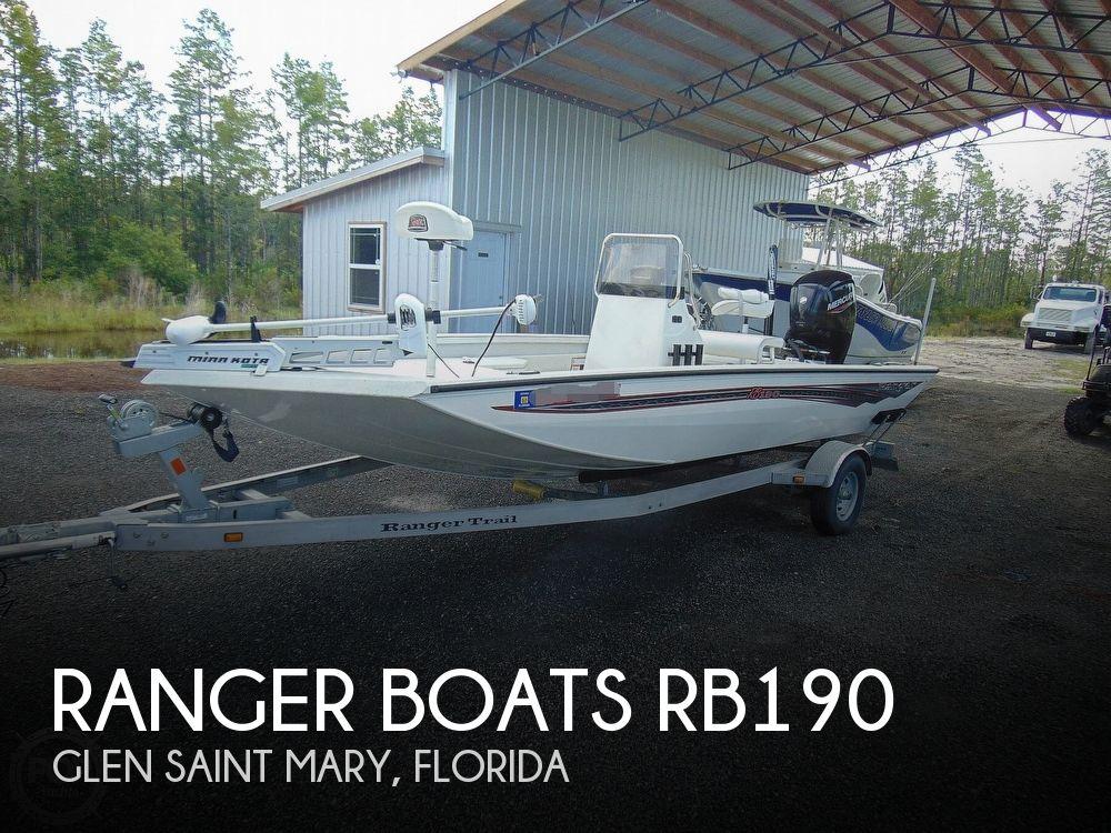 2020 RANGER BOATS RB190 for sale