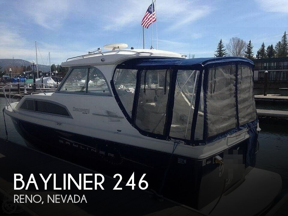 Used Bayliner 24 Boats For Sale by owner | 2008 Bayliner 246 Discovery