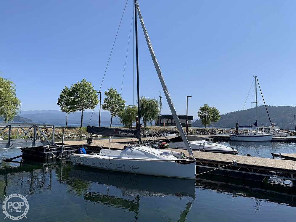 2016 Beneteau boat for sale, model of the boat is Seascape 18 & Image # 25 of 40
