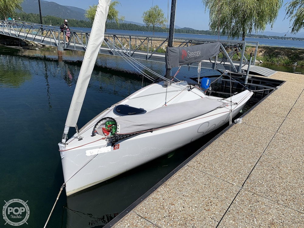 2016 Beneteau boat for sale, model of the boat is Seascape 18 & Image # 2 of 40