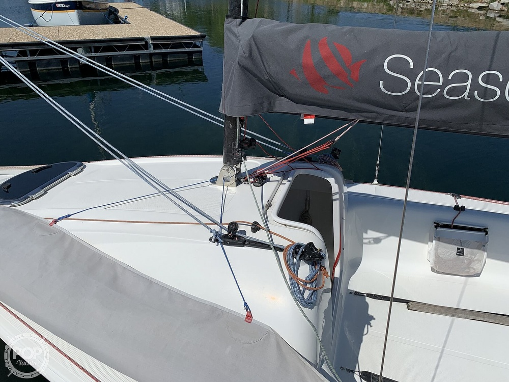 2016 Beneteau boat for sale, model of the boat is Seascape 18 & Image # 4 of 40