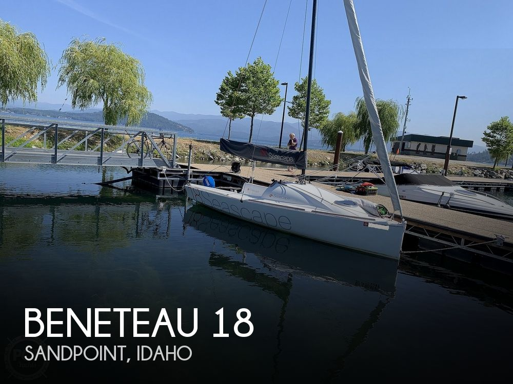 2016 Beneteau boat for sale, model of the boat is Seascape 18 & Image # 1 of 40