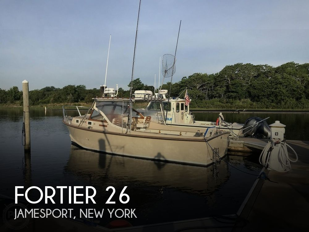 Used Fortier Boats For Sale by owner | 1982 Fortier 26