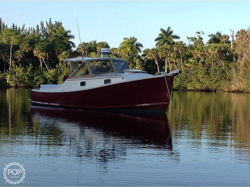 1978 Wasque boat for sale, model of the boat is 32 & Image # 15 of 40