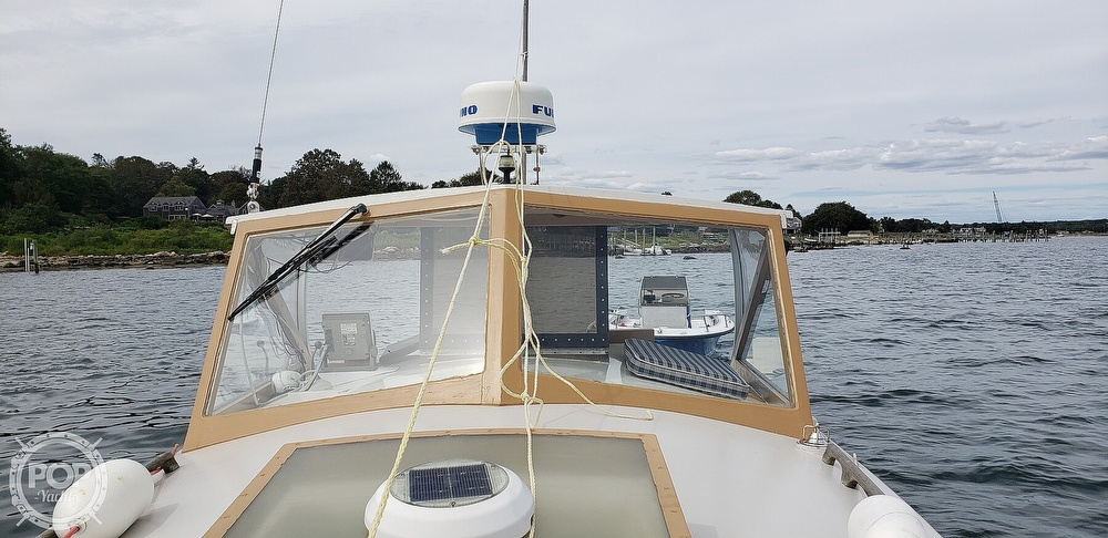1978 Wasque boat for sale, model of the boat is 32 & Image # 21 of 40