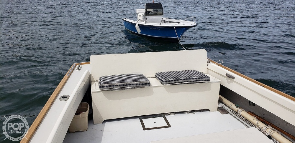 1978 Wasque boat for sale, model of the boat is 32 & Image # 38 of 40