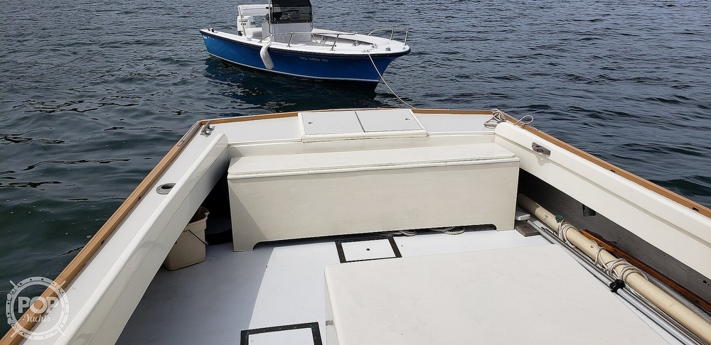 1978 Wasque boat for sale, model of the boat is 32 & Image # 36 of 40