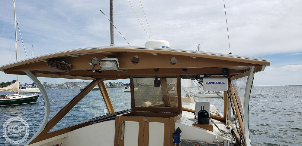 1978 Wasque boat for sale, model of the boat is 32 & Image # 26 of 40