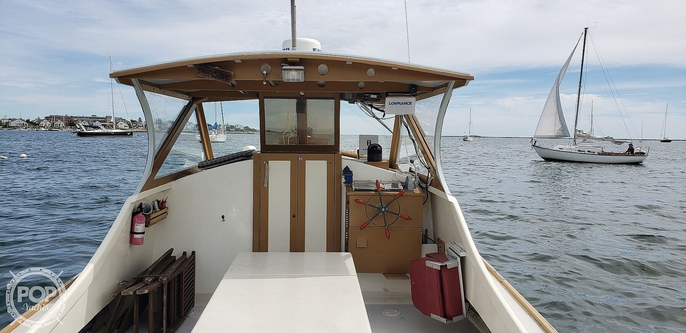 1978 Wasque boat for sale, model of the boat is 32 & Image # 3 of 40