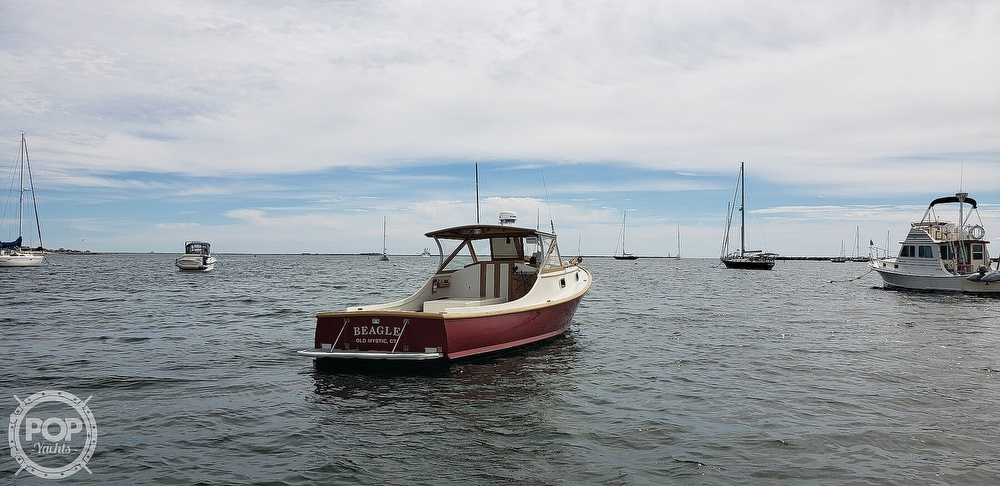 1978 Wasque boat for sale, model of the boat is 32 & Image # 5 of 40