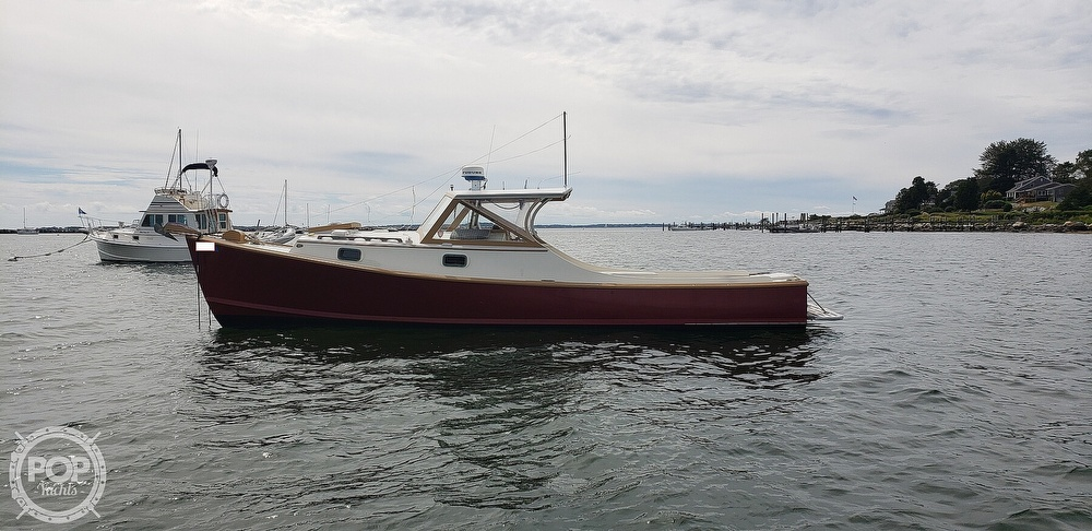1978 Wasque boat for sale, model of the boat is 32 & Image # 8 of 40