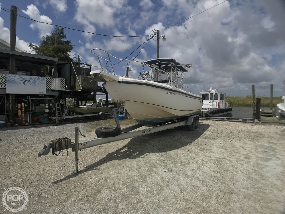 1998 Boston Whaler boat for sale, model of the boat is Outrage 26 & Image # 5 of 40
