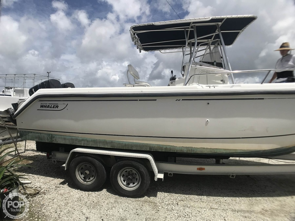 1998 Boston Whaler boat for sale, model of the boat is Outrage 26 & Image # 26 of 40