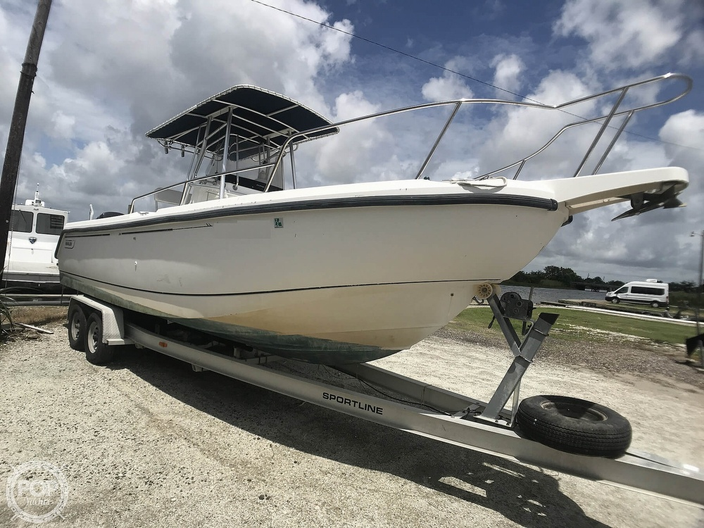 1998 Boston Whaler boat for sale, model of the boat is Outrage 26 & Image # 39 of 40