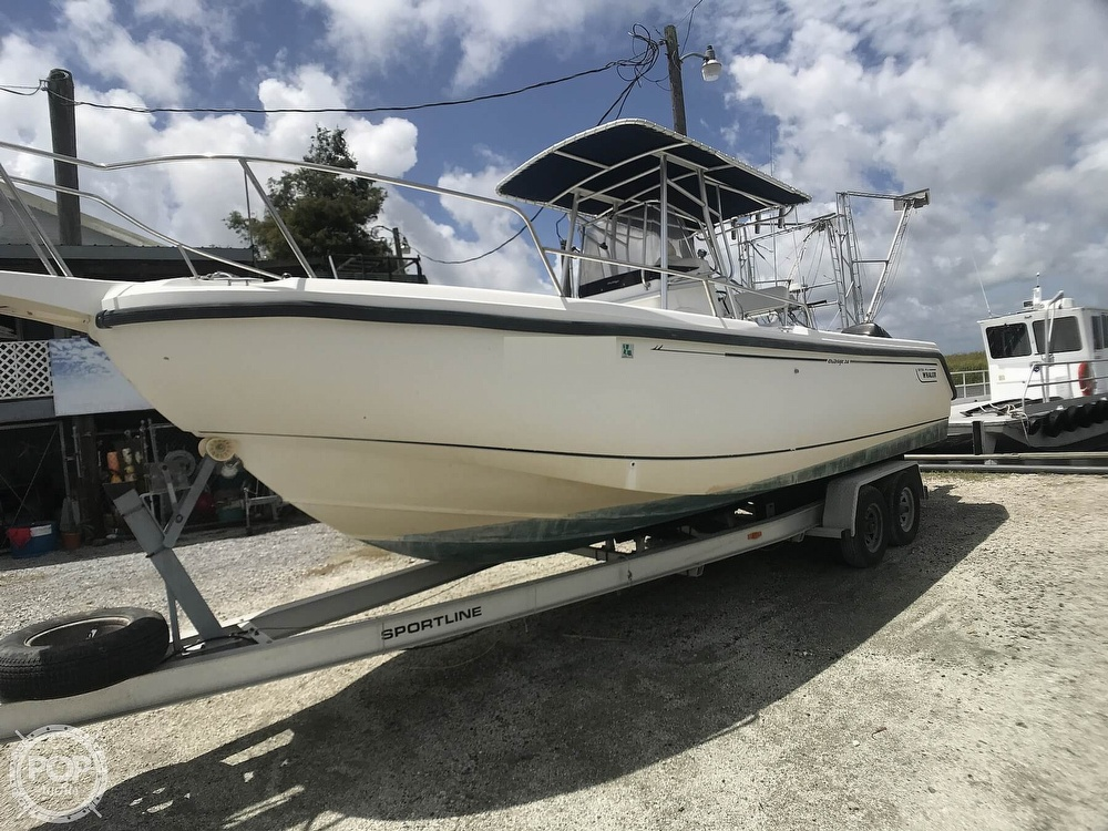 1998 Boston Whaler boat for sale, model of the boat is Outrage 26 & Image # 2 of 40