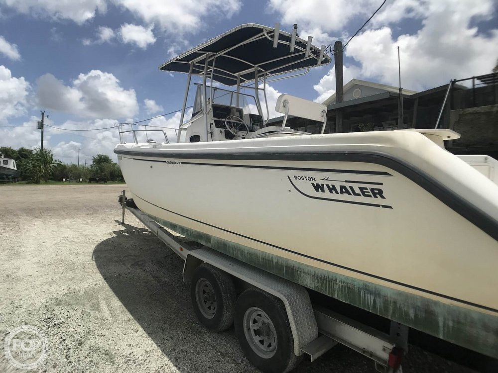 1998 Boston Whaler boat for sale, model of the boat is Outrage 26 & Image # 8 of 40