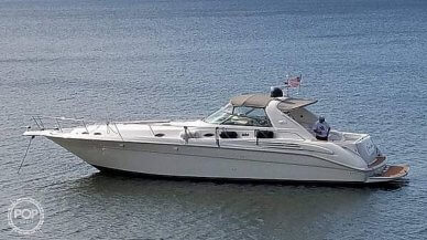 1996 Sea Ray 450 Sundancer - #1