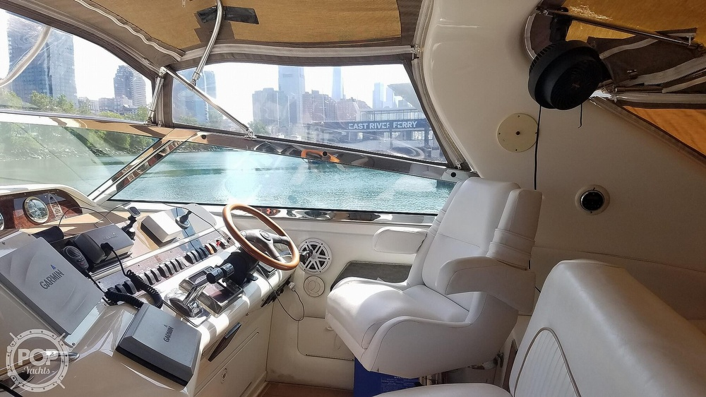 1996 Sea Ray boat for sale, model of the boat is 450 Sundancer & Image # 22 of 40
