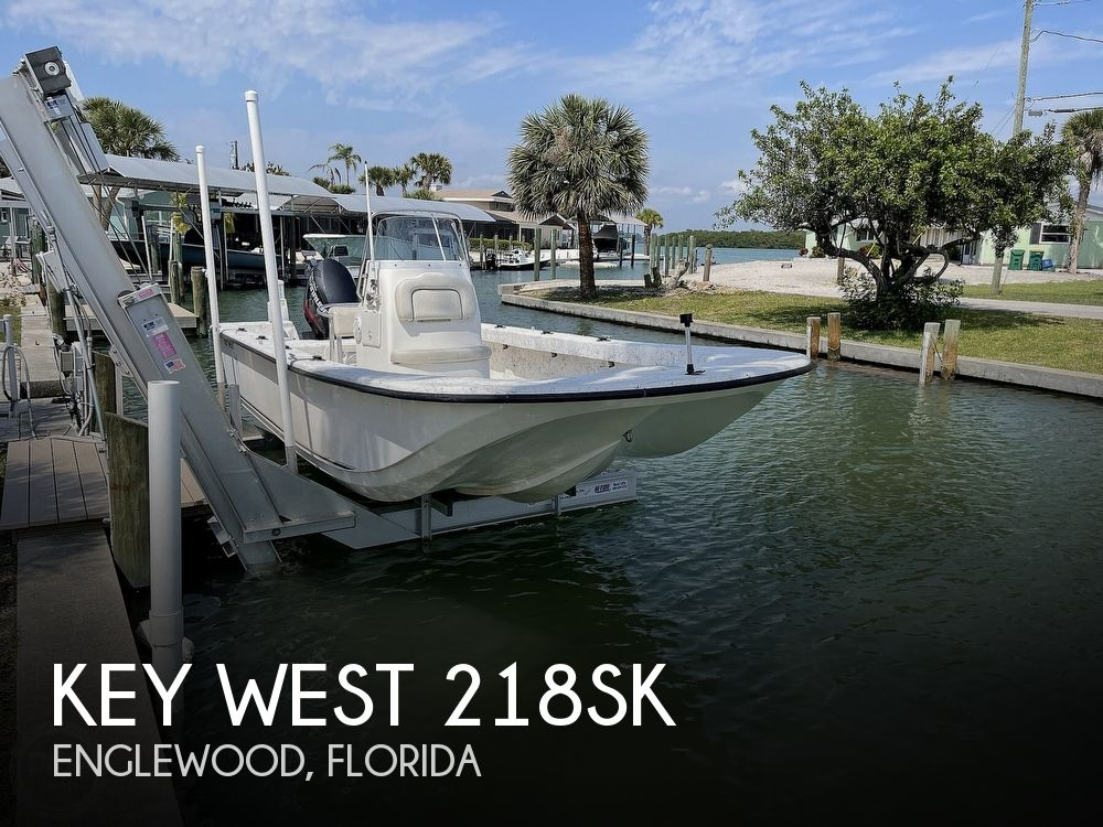 2015 Key West boat for sale, model of the boat is 218SK & Image # 1 of 40