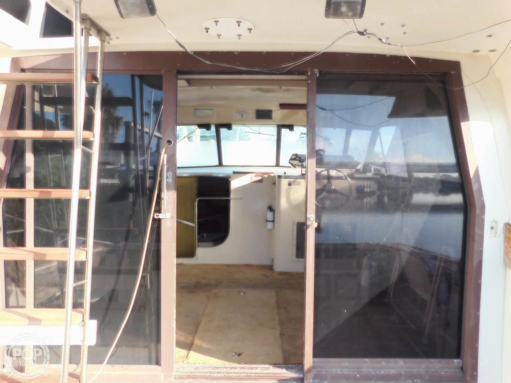 1982 Trojan boat for sale, model of the boat is 10 Meter International Sedan Flybridge & Image # 14 of 40