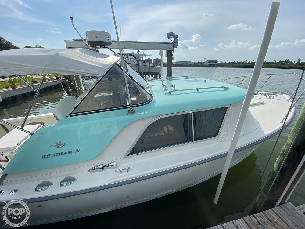 1964 Bertram boat for sale, model of the boat is Express 31 & Image # 2 of 40